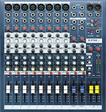 Soundcraft EPM8 Multi-format Mixer New
