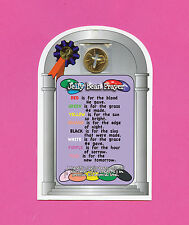 """Jelly Bean Prayer"" Verse Card w/ Cross Penny - sku# 985"