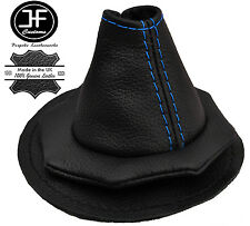 BLUE STITCHING REAL LEATHER SHIFT BOOT FITS POLARIS SLINGSHOT 2015-2017