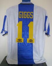 Manchester United GIGGS 94/96 Away Football Shirt (XL) Soccer Jersey