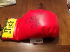 MANNY PACQUIAO CERTIFIED AUTOGRAPHED EVERLAST BOXING GLOVE!!  PSA COA