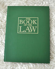 Book of the Law Aleister Crowley Illuminated Ltd Edn #408/500 Susan Jameson Rare