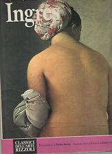 classici dell arte rizzoli- l opera completa di  ingres   - altra edizione