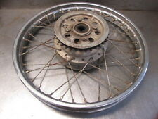 "1973 - 1979 Honda CB200 CB200T 18"" Back Wheel Rear Rim"