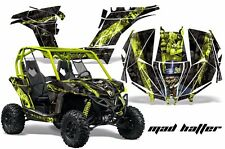 AMR Racing CanAm BRP Maverick Graphic Kit Wrap Sticker Parts 2013-2015 MAD HTR G
