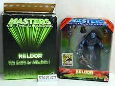 MOTU, Keldor, He-Man 200x, Exclusive figure 2003, MOC, MISB, sealed box