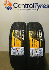 X2 NEW TYRES 175 65 R14 82H BOTO GENESY 218 WITH AMAZING RATING C+E CHEAP