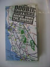 DOOBIE BROTHERS - ROCKIN' DOWN THE HIGHWAY - VHS PAL