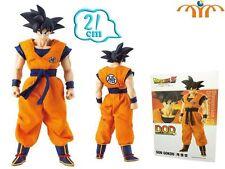 Figura Goku Dragon Ball Bola articulable accesorios tela real