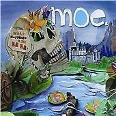 moe. - What Happened to the La Las (2012)  2 CD Deluxe Edition, Digipack