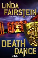 Death Dance by Linda Fairstein (2006, Hardcover) SIGNED 1st/1st