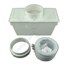 White Knight 37AW Tumble Dryer CONDENSER VENT KIT Box With Hose