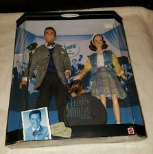 Brand New 1999 Barbie Loves Frankie Sinatra Collector Edition