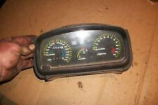 Kawasaki Ninja EX500 EX 500 1992 gauges speedometer tach tachometer gauge panel