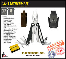 Leatherman Charge AL Full-Size Multi Tool with Leather Premium Sheath 830662
