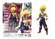 Bandai S.H. Figuarts Dragon Ball Z Super Saiyan 2 Gohan Action Figure USA Seller