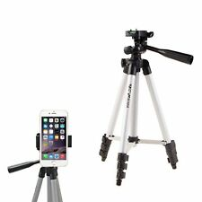 Professional Camera Tripod Mount Stand Holder for iPhone Samsung Smart Phone