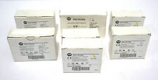 LOT OF NEW ALLEN BRADLEY CIRCUIT BREAKERS