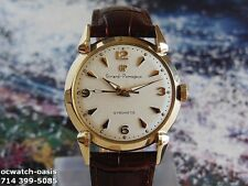 1960's Vintage GIRARD- PERREGAUX GYROMATIC, Stunning Dial, Serviced And Warranty