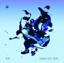 BOP  - Punk's Not Dead - Med School Music - MEDIC41CD - Drum & Bass -