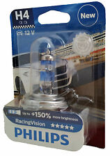 Philips H4 12V 60/55W P43t Racing Vision +150% X-treme 1er 12342RVB1