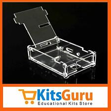 Original Element14 Raspberry Pi Model B+ (Plus) Case (Semi Clear Enclosure KG140