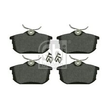 FEBI BILSTEIN 21861 Brake Pad Set, disc brake 16453