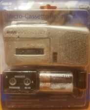 RCA RP3538 MICRO CASSETTE RECORDER VOICE ACTIVATED NEW IN PACKAGE FREE SHIPPING