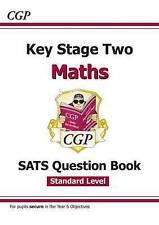 Ks2 Maths Targeted Sats Question Book - Standard Cgp Books 9781782944218