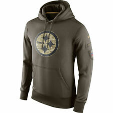 Nike NFL Salute to Service Pittsburgh Steelers  Hoodie XL