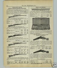 1927 PAPER AD .300 Savage Combination Rifle Kit Outfit .22 Cal