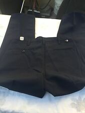 Cintas Navy Blue Nomex IIIA FR Station Pants 36x30 HRC 1 ... 7.5 Oz