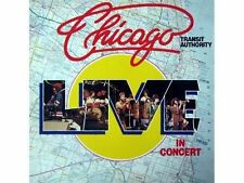Chicago Transit authority (live in concert) [LP]