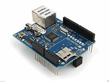 Ethernet W5100 Shield Netzwerk micro-SD card Expansion, Arduino UNO R3 Mega 2560