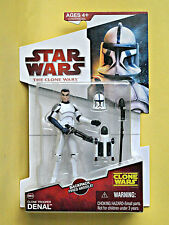StarWars The Clone Wars 2009 - CLONE TROOPER DENAL (CW20)