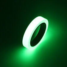 Phosphorescent Luminous Tape Tactical Glow In Th Dark Adhesive Tape 10mm*10M