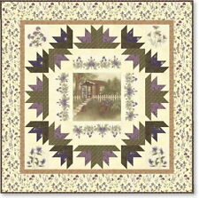 THE POTTING SHED TABLE TOPPER QUILT KIT + QUILT BOOK - Moda Fabric Holly Taylor