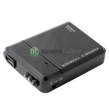 USB Black Emergency Portable 4 AA Battery Charger for Amazon Kindle Fire HD HDX