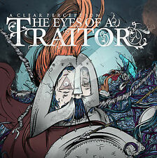 THE EYES OF A TRAITOR - A Clear Perception CD ** Excellent Condition **