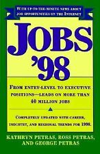 Jobs 98 : From Entry Level to Executive Positions Leads on More Than 40...