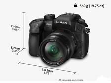 Panasonic DMC-GH4AEG-K DMC-GH4 Body + Lumix Vario 12-35mm  DMC GH4 A