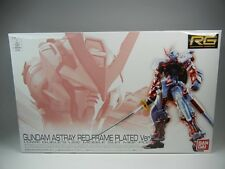 "Limited RG 1/144 ""Gundam Astray Red Frame Plated ver."" Gunpra Model kit BANDAI"