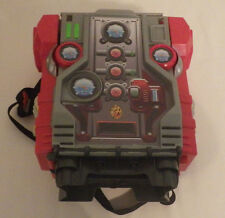 Playskool Fire Hero On the Go Backpack Works No Action Figures
