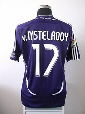 Ruud Van NISTELROOY #17 Real Madrid Third Football Shirt Jersey 2006/07 (L)