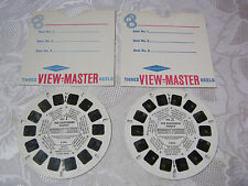THE PARTRIDGE FAMILY VINTAGE VIEW-MASTER REELS  T*