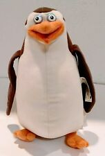 Dreamworks Madagascar Skipper Penguin Plush Talking 5 Phrases Funny