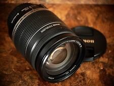 Canon EF-S 18-200mm f/3.5-5.6 IS Lens - Pristine