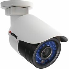 Outdoor 1080p HD IP bullet camera netHD NVR Lorex LNB2153B Network CAT5e NEW