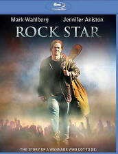 Rock Star (BD) [Blu-ray] DVD, Mark Wahlberg, Jennifer Aniston, Jason Flemyng, Ti