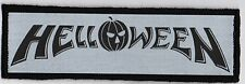 HELLOWEEN PATCH / SPEED-THRASH-BLACK-DEATH METAL